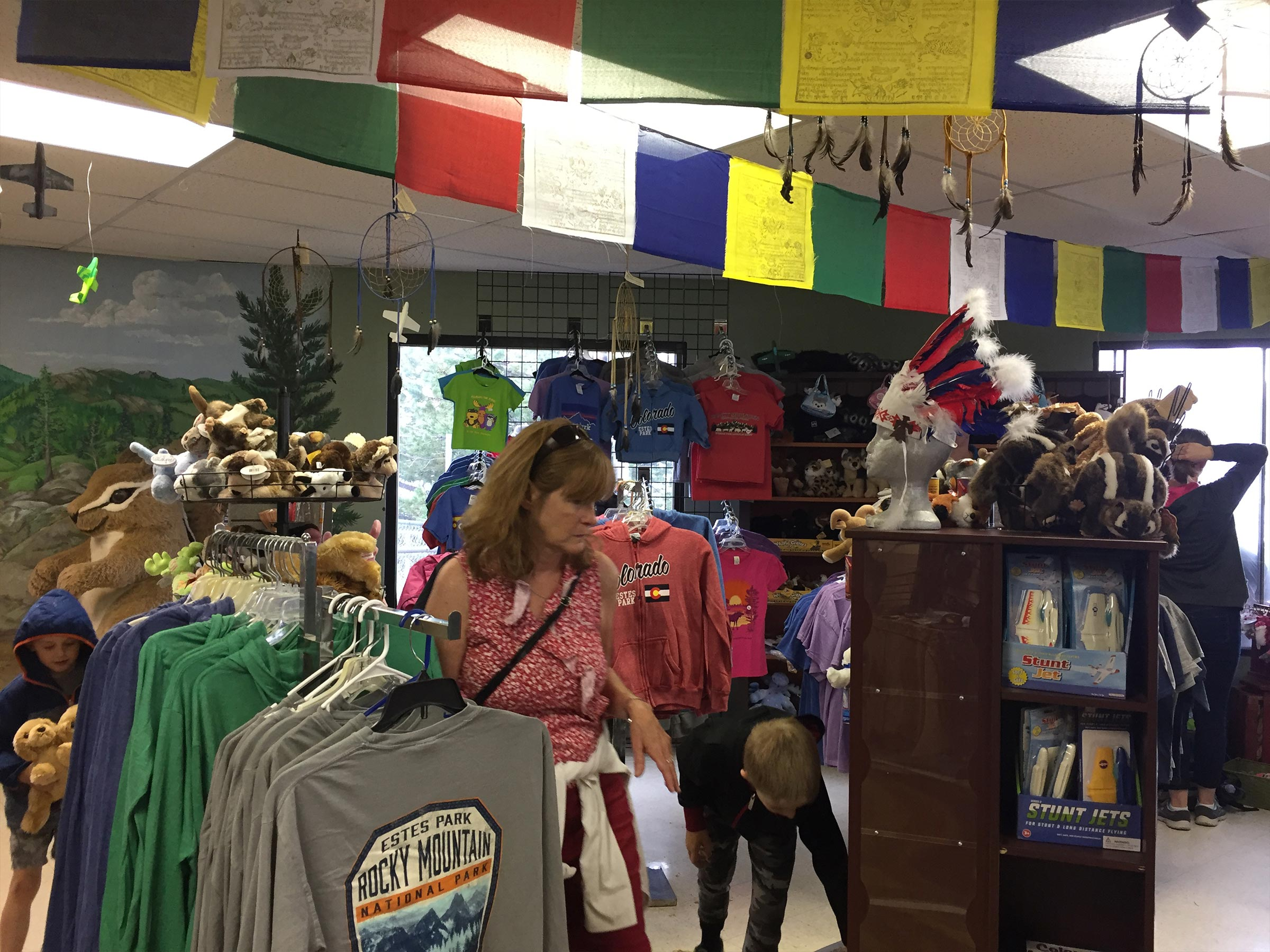 Rocky Mountain View Gift Shop